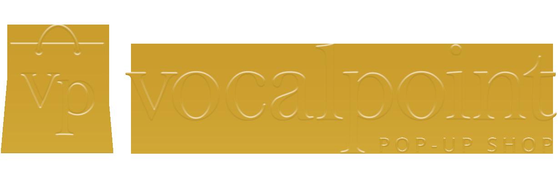 Vocalpoint Pop-Up Shop
